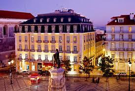 Lizbona - G�rne Miasto w Lizbonie