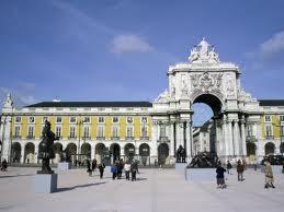 Lizbona - Dolne Miasto w Lizbonie