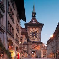 Berno - Wie�a zegarowa w Berno