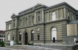 Berno - Muzeum Sztuk Pi�knych w Bernie