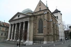 Genewa - Katedra Św. Piotra