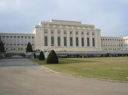 Genewa - Pałac Narodów
