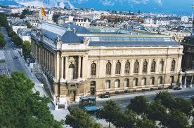 Genewa - Muzeum Sztuki i Historii w Genewie