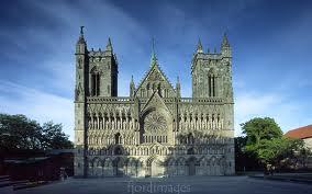 Trondheim - Katedra Nidaros