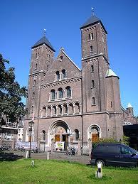 Utrecht - Katedra Św. Gertrudy