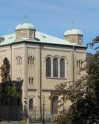 Goteborg - Wielka Synagoga