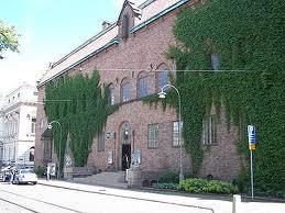 Goteborg - Muzeum Sztuki Użytkowej