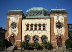 Malmo - Synagoga w Malmo