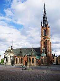 Sztokholm - Riddarholmskyrkan