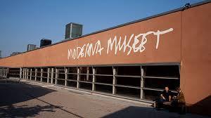 Sztokholm - Muzeum Sztuki Nowoczesnej w Sztokholmie
