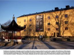 Sztokholm - Muzeum Dalekiego Wschodu