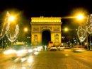 Paryż Łuk triumfalny