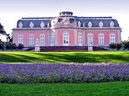 Dusseldorf - Pałac Benrath
