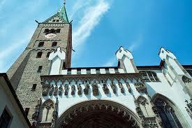 Augsburg - Katedra Naj�wi�tszej Marii Panny w Augsburgu