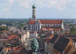 Augsburg - Kościół św. Ulricha i św. Afry
