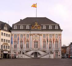 Bonn - Stary Ratusz w Bonn