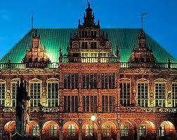 Bremen - Ratusz w Bremen