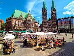 Bremen - Katedra Św. Piotra w Bremen