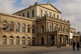 Hanower - Opera Narodowa w Hanowerze