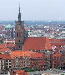 Hanower - Kościół na Rynku