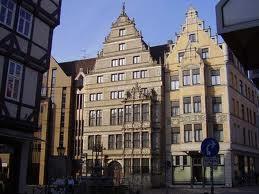 Hanower - Dom Leibniza
