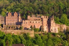Heidelberg - Zamek w Heidelbergu