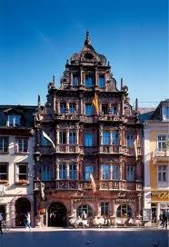 Heidelberg - Hotel zum Ritter