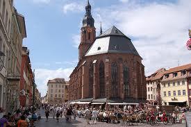 Heidelberg - Kościół Św. Ducha w Heidelbergu