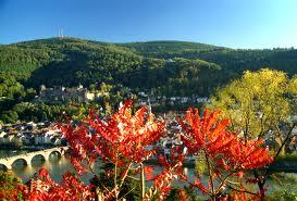 Heidelberg - Droga Filozofów