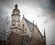 Lipsk - Kościół Św. Tomasza
