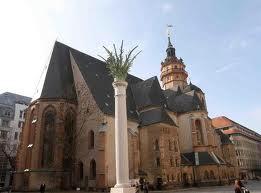 Lipsk - Kościół Św. Mikołaja w Lipsku