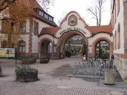 Lipsk - Ogród Zoologiczny