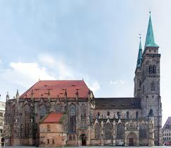 Norymberga - Kościół Św. Sebalda