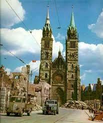 Norymberga - Kościół Św. Wawrzyńca w Norymberdze