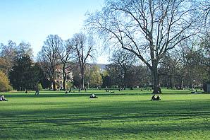 Stuttgart - Wielkie Zielone U