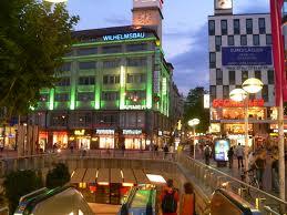 Stuttgart - Die Konigstrasse