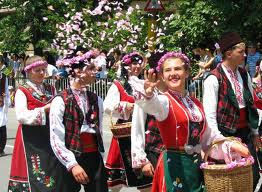 Bułgaria - Święta w Bułgarii