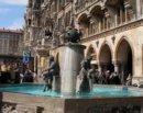 Monachium Fontanna Fischbrunnen