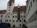 Monachium Alter Hof - rezydencja Ludwiga Bawarskiego z XIII wieku
