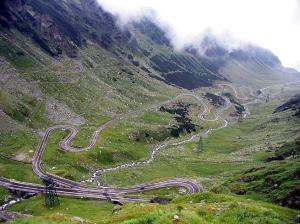 Rumunia - Trasa Transfogarska