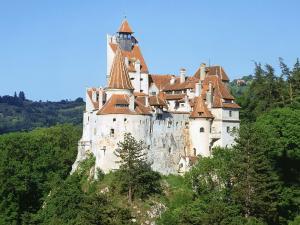 Rumunia - Zamki Transylwanii