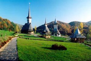 Rumunia - Cerkwie w Maramureszu