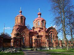 Białowieża - Cerkiew Mikołaja Cudotwórcy