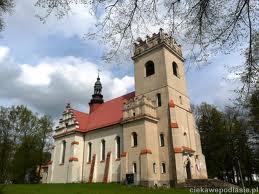 Białowieża - Kościół Św. Teresy od Dzieciątka Jezus