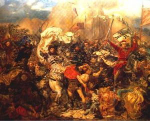 Polska - Bitwa pod Grunwaldem