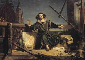 Polska - Mikołaj Kopernik
