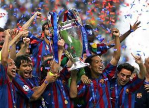 Hiszpania - FC Barcelona