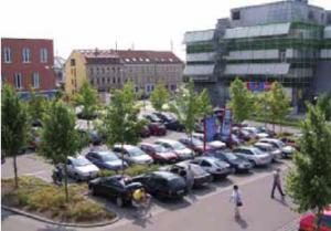 Niemcy - Parkowanie i parkingi w Niemczech