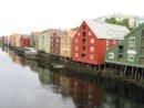 Trondheim Stare miasto