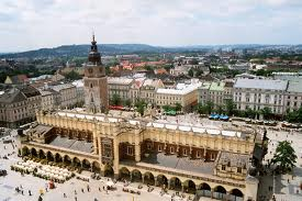 Krak�w - Rynek G��wny w Krakowie